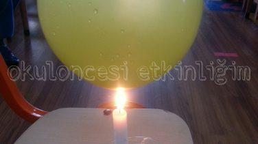 Patlamayan Balon Deneyi