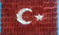 Bayrak Etkinliği – Kalplerden Bayrak