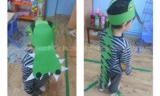 Timsah Şapkası Yapımı