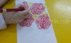 Havlu Kağıt Benekleri