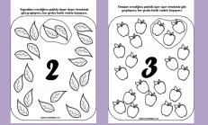 Sayı Gruplama Çalışma Sayfaları