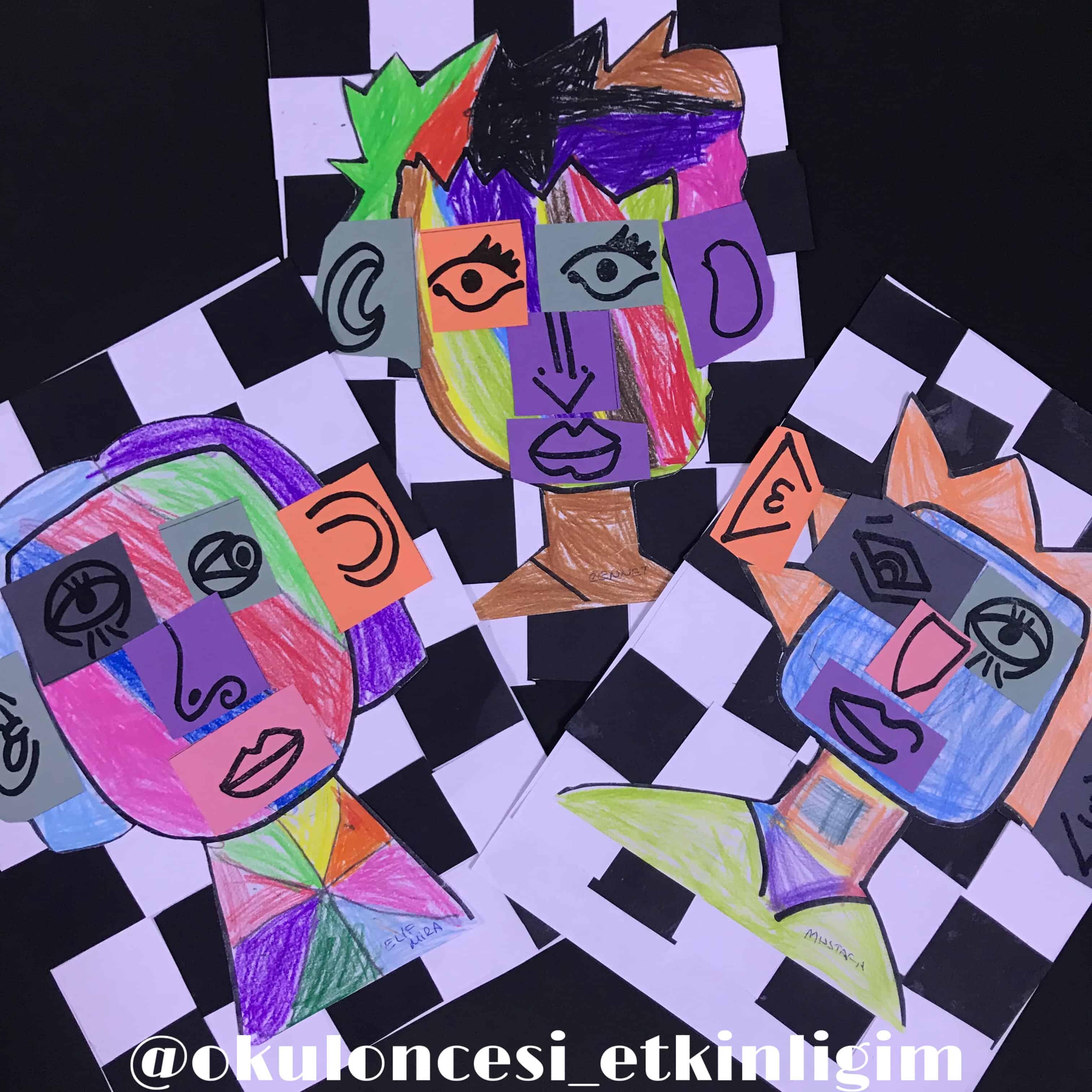 Sanat Etkinlikleri Okul Oncesi Etkinlikleri